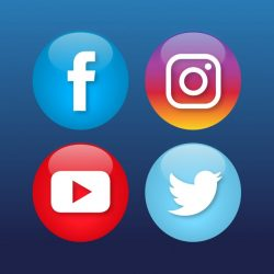 Vergeet je bedrijfsnaam niet te claimen social media Flex Online Marketing