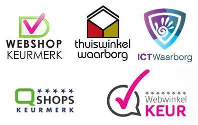 Webshop keurmerken Flex Online Marketing